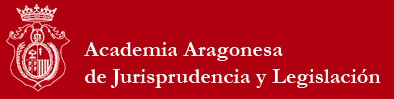 Academia Aragonesa de Jurisprudencia y Legislación Logo